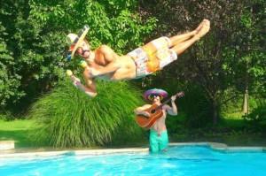 mariachi pool