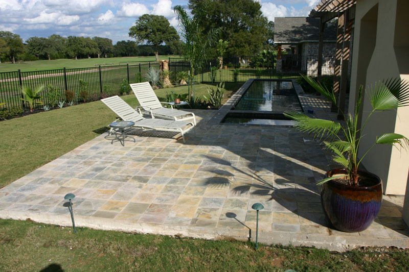 Swimming pool pictures gallery austin pool builders for Pool builder quotes